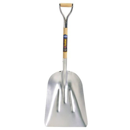 Ames Jackson Aluminum Scoop
