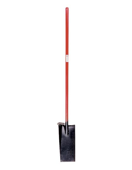 "Wolverine 15"" Long Handle Spade"