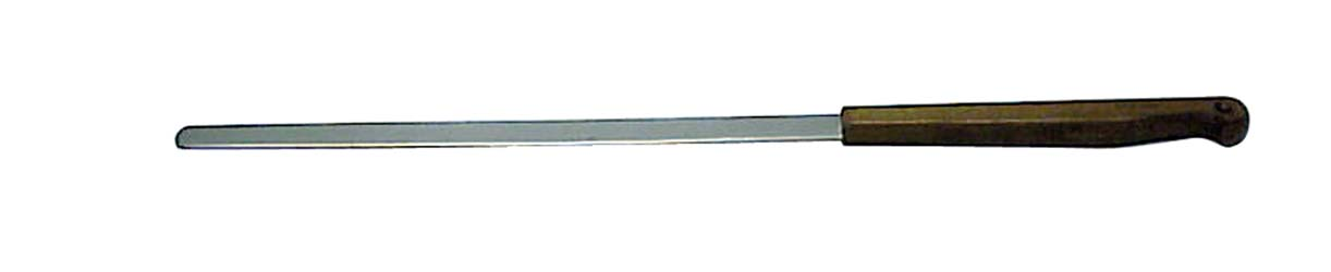 Long Shearing Knife- Straight Blade
