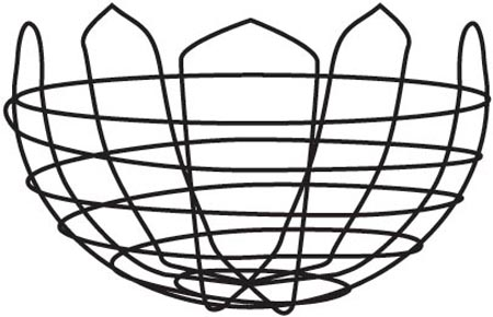 "32"" Optimal Wire Basket"