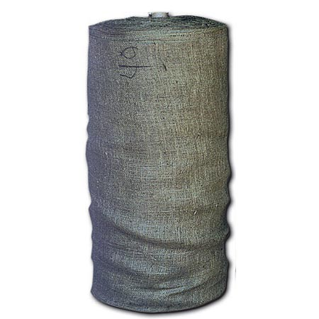 "40"" Treated Heavy Weight Burlap Roll"